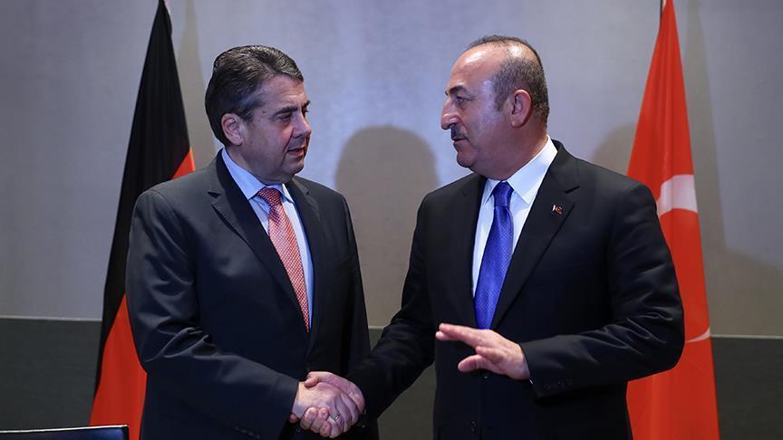 جاويش أوغلو: ينبغي على ألمانيا وتركيا تبنّي أجندة علاقات أكثر إيجابية