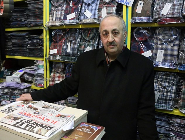 جريدة فكر الأمة (ملي غازته -Milli Gazete ) هي وصية الأب