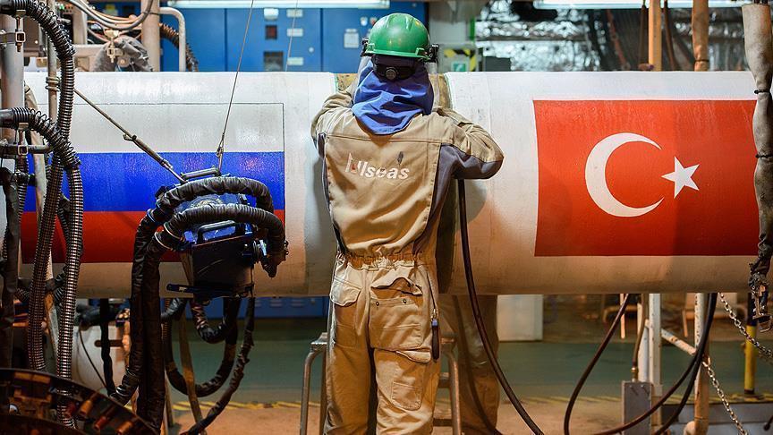 حرب الغاز الطبيعي في أوروبا بين الولايات المتحدة وروسيا