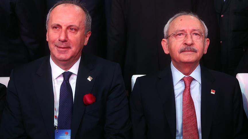 حزب المعارضة الأكبر في تركيا يعلن مرشحه لانتخابات الرئاسة
