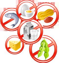 حساسية الغذاء تزيد من القلق لدى الأطفال