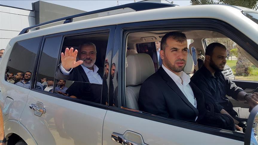 حماس تتلقى دعوة مصرية لزيارة القاهرة لبحث
