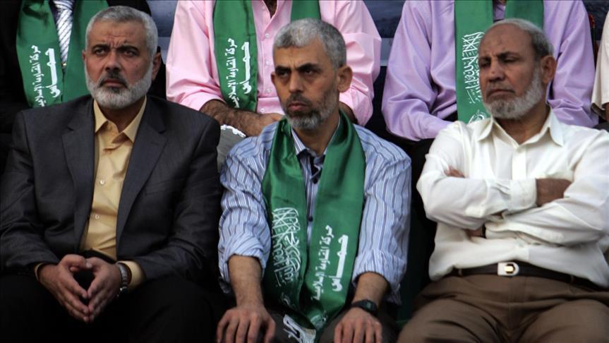 حماس تدعو مصر بإلزام إسرائيل بإطلاق محرري صفقة