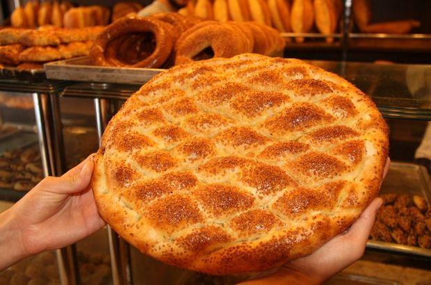 خباز تركي يصنع