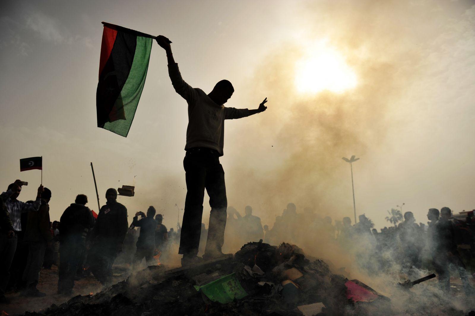 خبراء يحذرون من سلبية الدور الأمريكي في ليبيا
