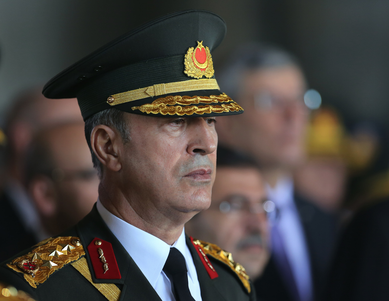 رئيس الأركان التركي يزور إيطاليا