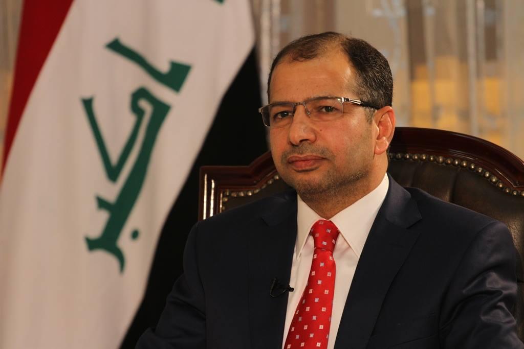رئيس البرلمان العراقي يدعو الى اعتماد اللامركزية لمرحلة ما بعد