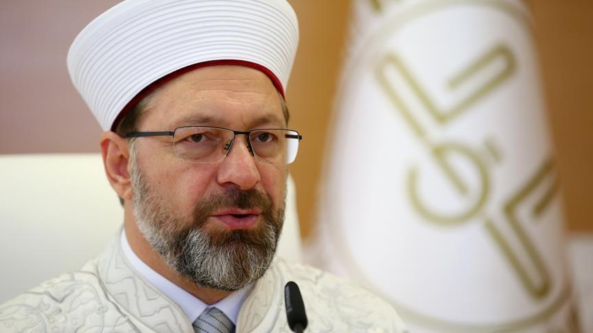 رئيس الشؤون الدينية التركي يُجري مباحثات مع وزير الأوقاف الأردني