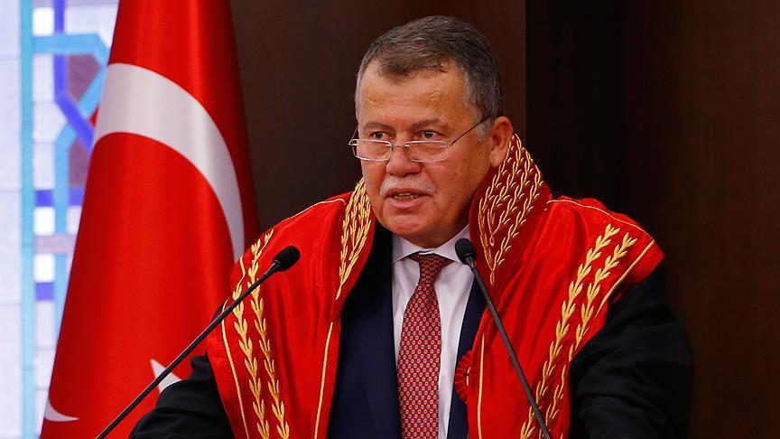 رئيس المحكمة العليا التركية: على بعض الدول احترام سيادة القضاء التركي
