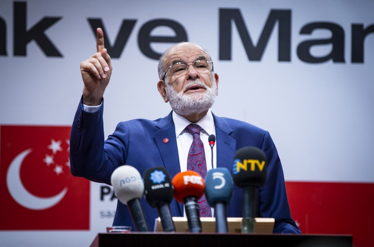 رئيس حزب السعادة:  نحاج المصنع وليس القصر