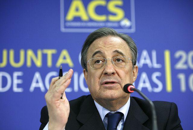 رئيس ريال مدريد الإسباني ينفي رحيل الويلزي بيل