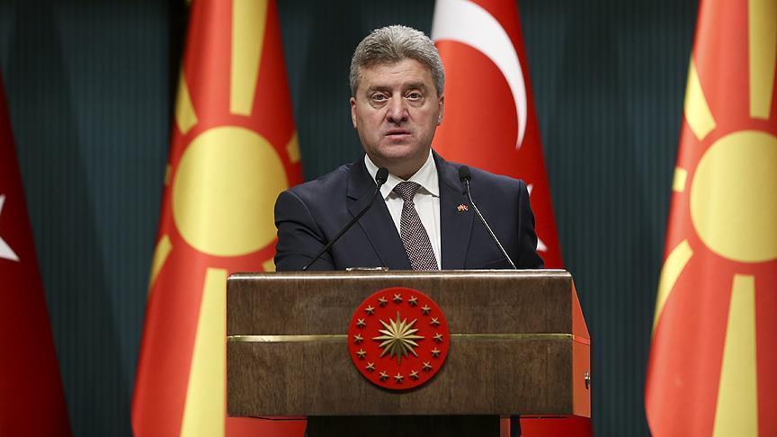 رئيس مقدونيا: نعلم بالأضرار التي ألحقتها المنظمات الإرهابية بتركيا