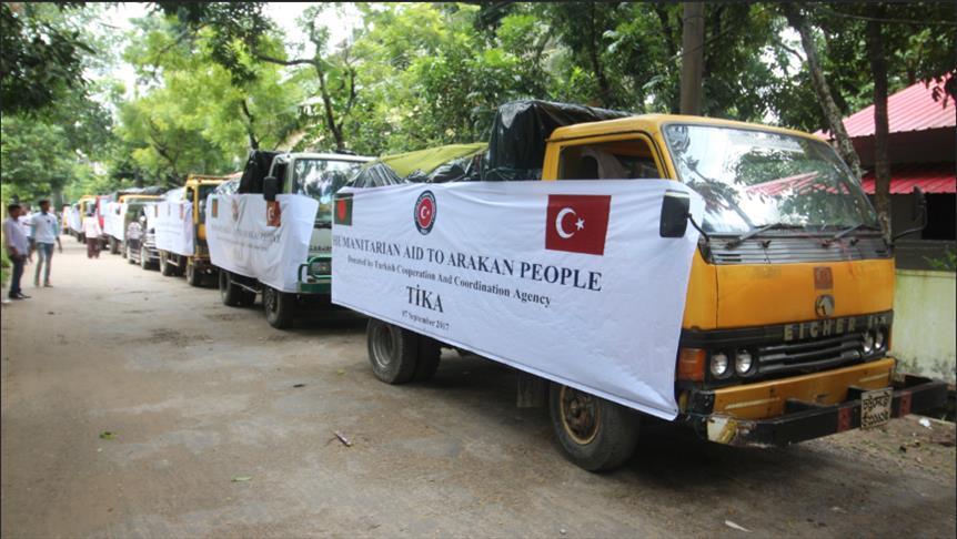 رئيس وكالة أراكان: نشكر تركيا لوقفتها النبيلة والمشرّفة مع مسلمي الروهنغيا