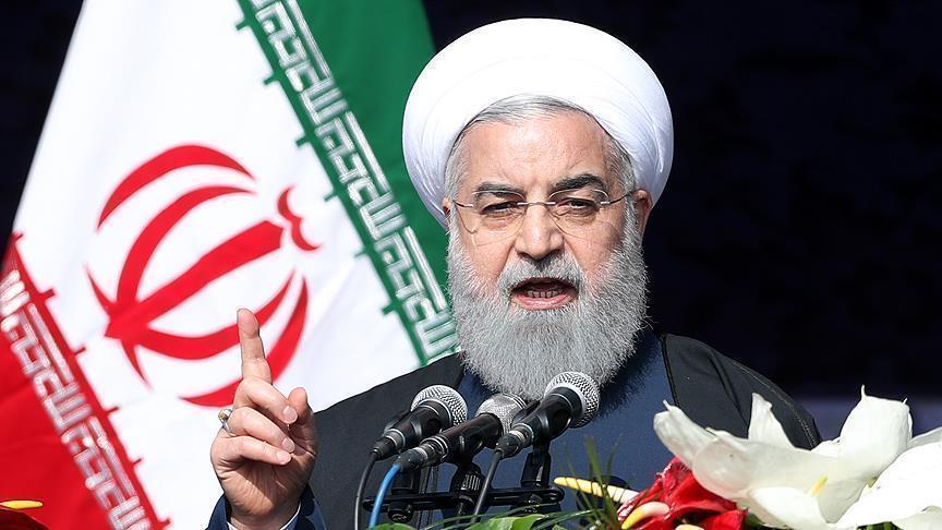 روحاني: سنبقى في الاتفاق النووي إن ضمن مصالح طهران