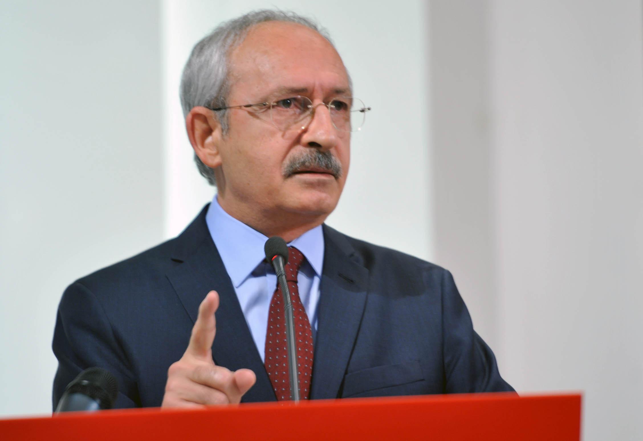 زعيم المعارضة التركية ينتقد توصية البرلمان الأوروبي بتعليق المفاوضات مع بلاده