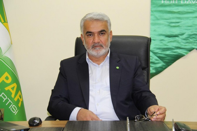 زعيم حزب كردي: عناصر