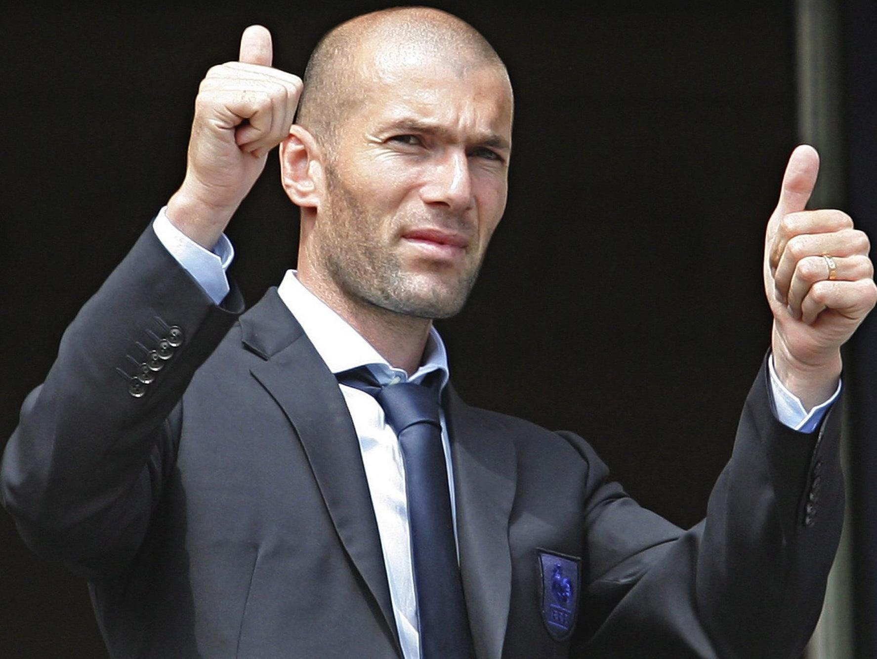 زيدان: الفوز بأبطال أوروبا سيكون من أفضل لحظات حياتي