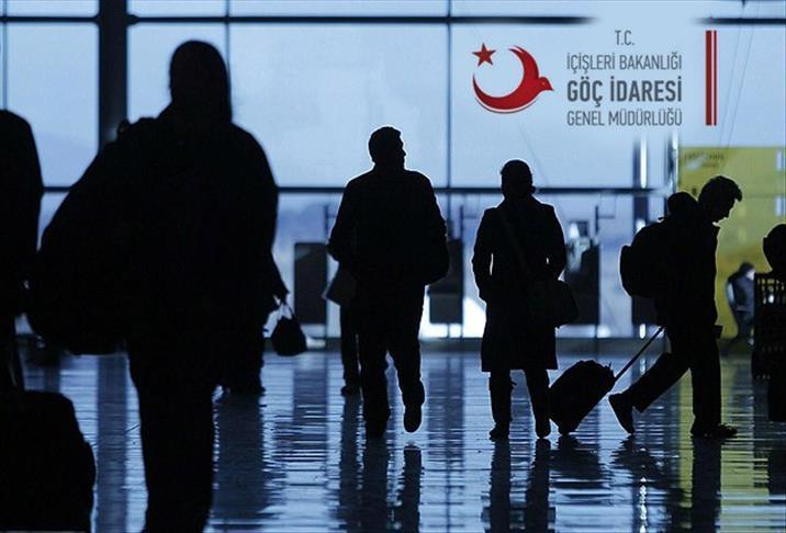 ستة أنواع للإقامات فى تركيا