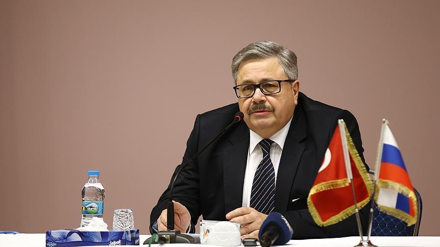 سفير موسكو في أنقرة: روسيا على تعاون وثيق مع تركيا بشأن سوريا