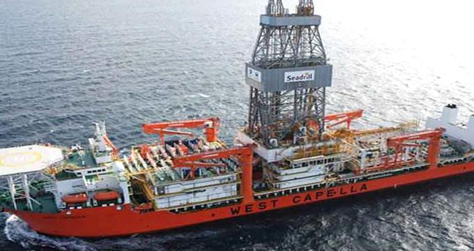 سفينة تركية تراقب سفينة قبرصية يحتمل أنها تنقب عن النفط