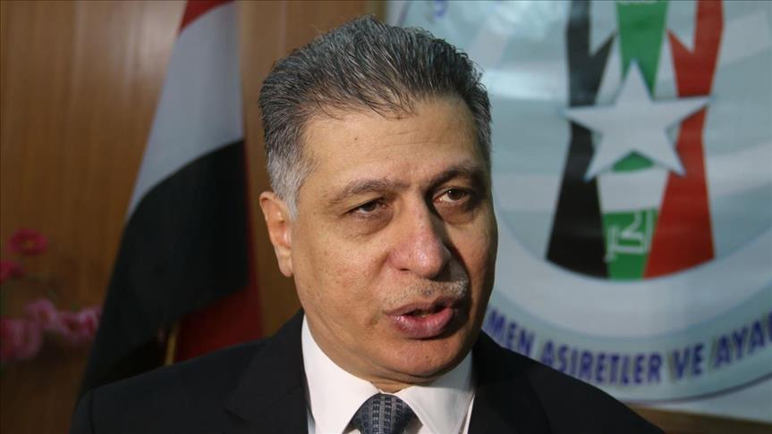 سياسي عراقي يرحّب بإقامة منطقة آمنة في سوريا