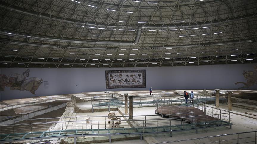 شانلي أورفة.. أكبر متاحف تركيا ينتعش بالزوار في