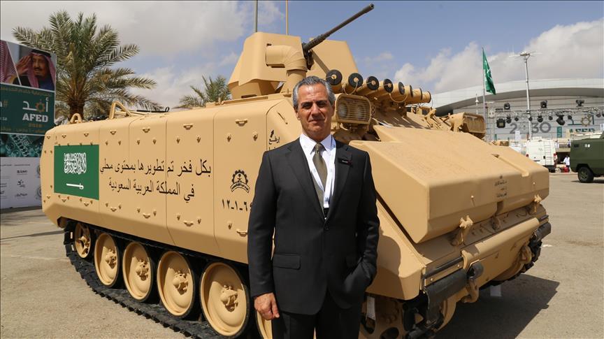 شركة تركية تتطلع لدور رائد في الصناعات الدفاعية بالسعودية