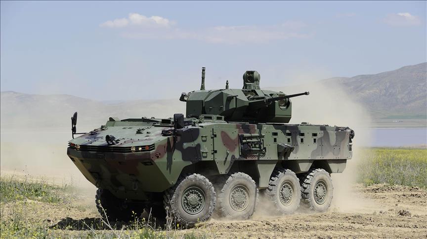 شركة تركية للتصنيع العسكري تشارك بمعرض الأمن والدفاع في لندن