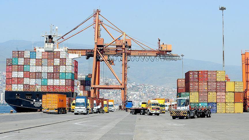 صادرات تركيا في 2017 تسجل ثاني أعلى مستوياتها في تاريخ الجمهورية