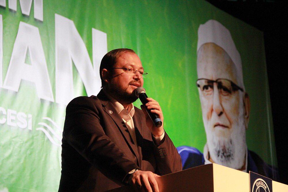 صالح تورهان: إحتياجنا الأساسي هو الأخوة الإسلامية