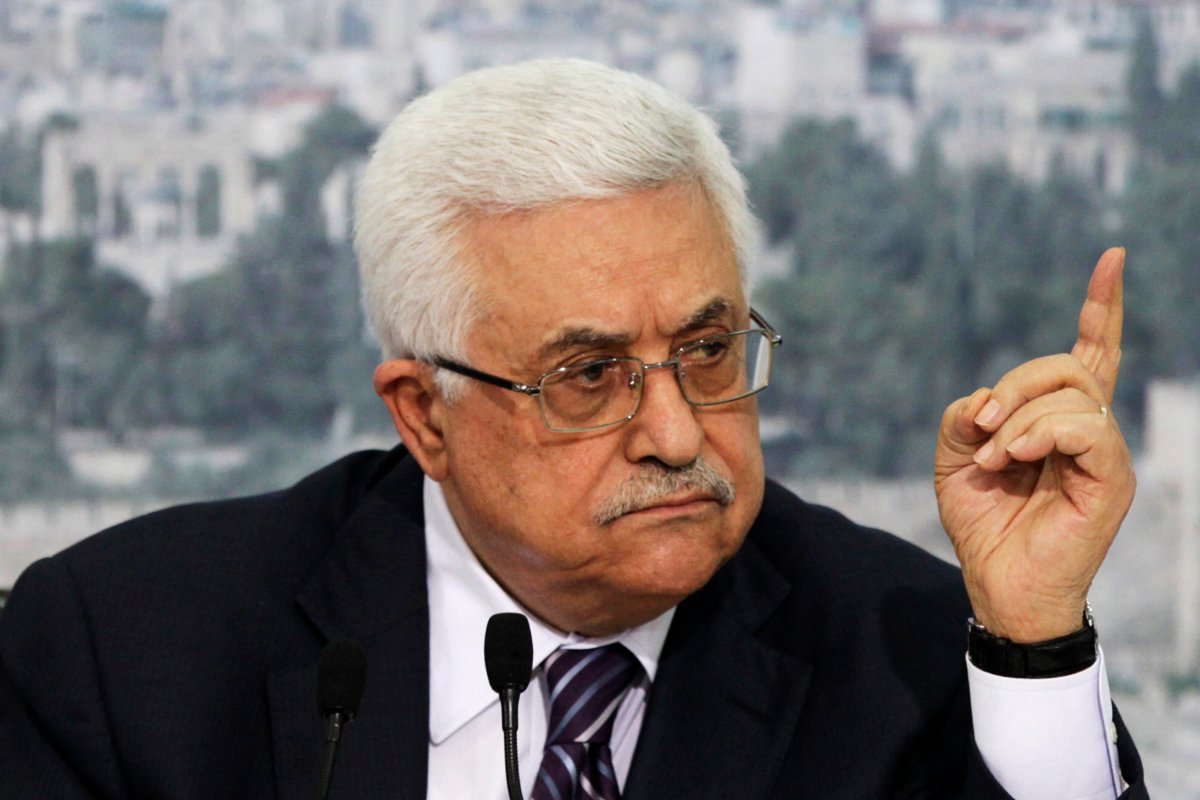 عباس: لم نرفض المفاوضات مع إسرائيل يوما ولن نقبل بحلول خارج الشرعية الدولية