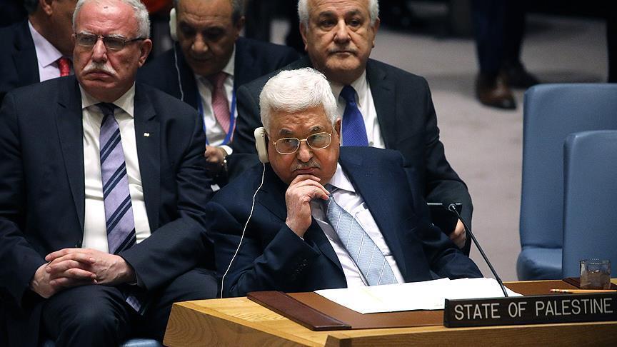 عباس: مستعدون لتبادل طفيف للأراضي مع إسرائيل ولا تنازل عن القدس الشرقية