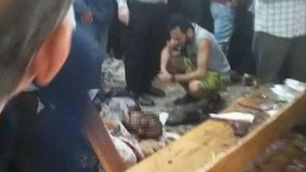 عباس وفصائل فلسطينية يستنكرون تفجير كنيسة طنطا شمالي مصر