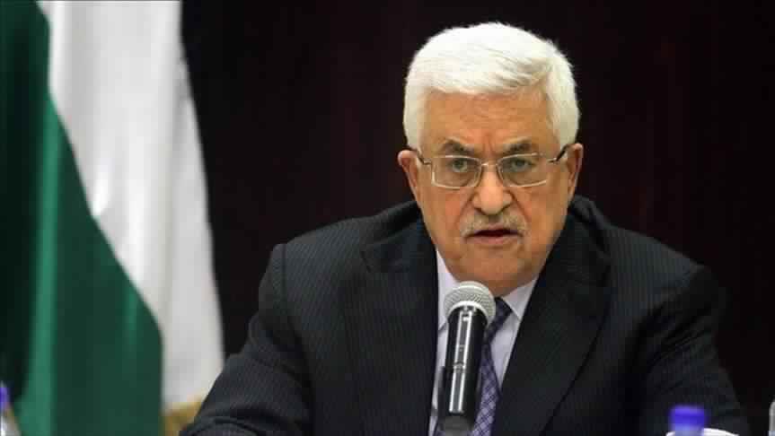 عباس يعتذر عن تصريحاته حول الهولوكوست