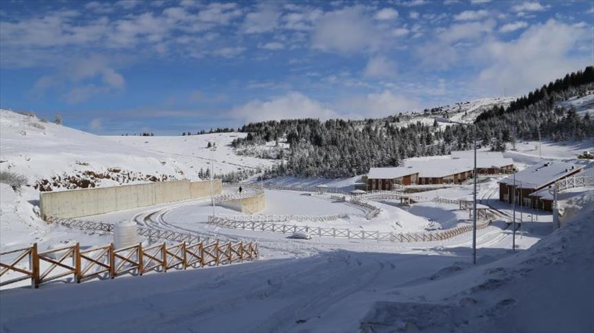 على ارتفاع ألفي متر.. تركيا تفتتح مركزًا جديدًا للرياضات الشتوية