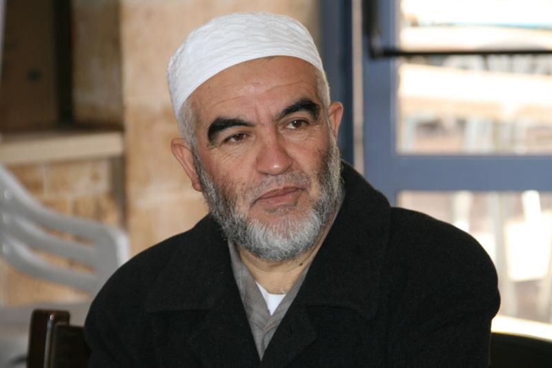 عمليات البحث عن الشيخ رائد صلاح متواصلة إثر الإفراج عنه