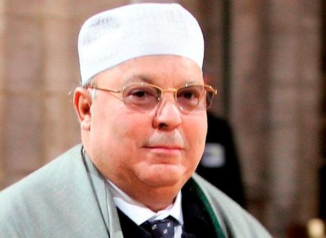 عميد مسجد باريس: