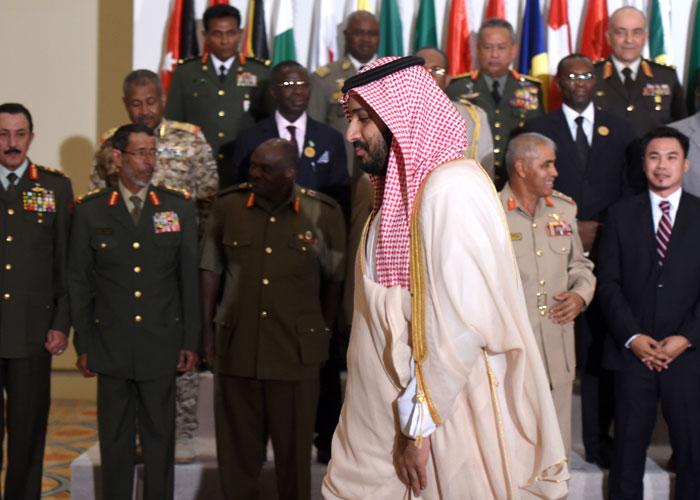 عُمان تنضم للتحالف الإسلامي لمحاربة الإرهاب