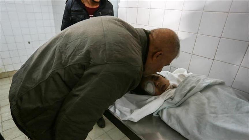 غزة.. استشهاد طفل فلسطيني أصيب برصاص إسرائيلي الجمعة