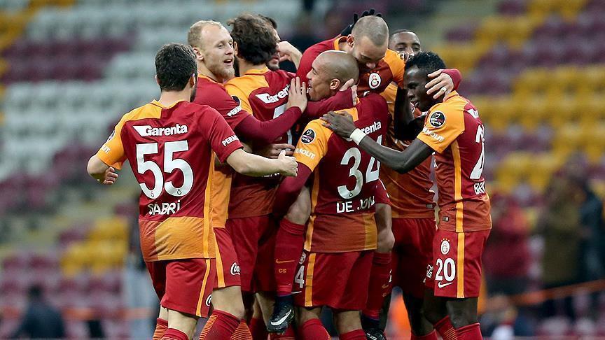 غلاطة سراي يكتسح ألانيا سبور بخماسية في الدوري التركي