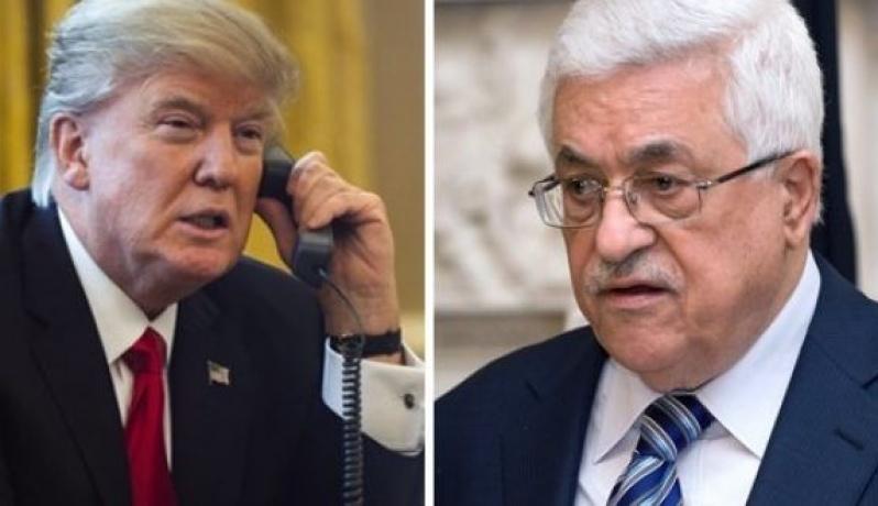 فريق فلسطيني في واشنطن لتحضير لقاء عباس وترامب