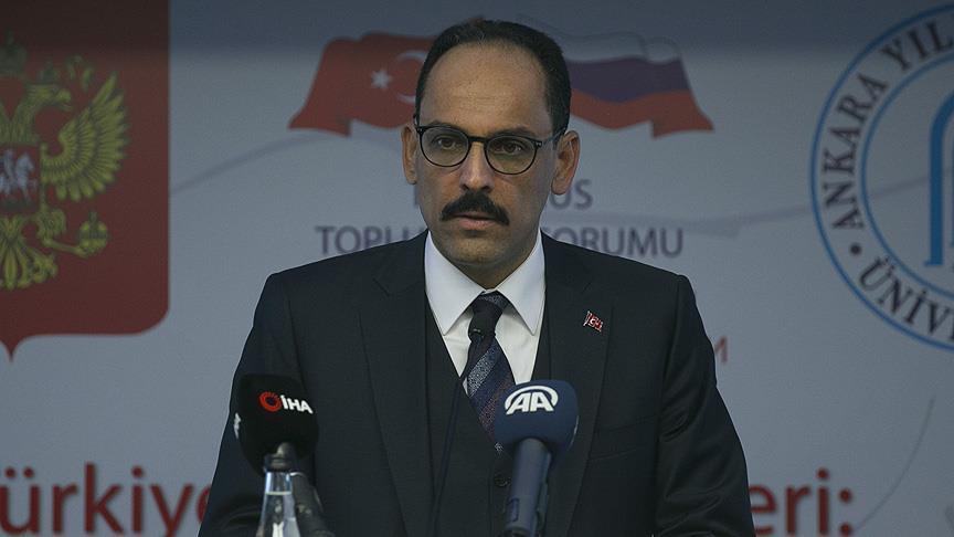 قالن: من الممكن إجراء لقاء بين أردوغان وبن سلمان