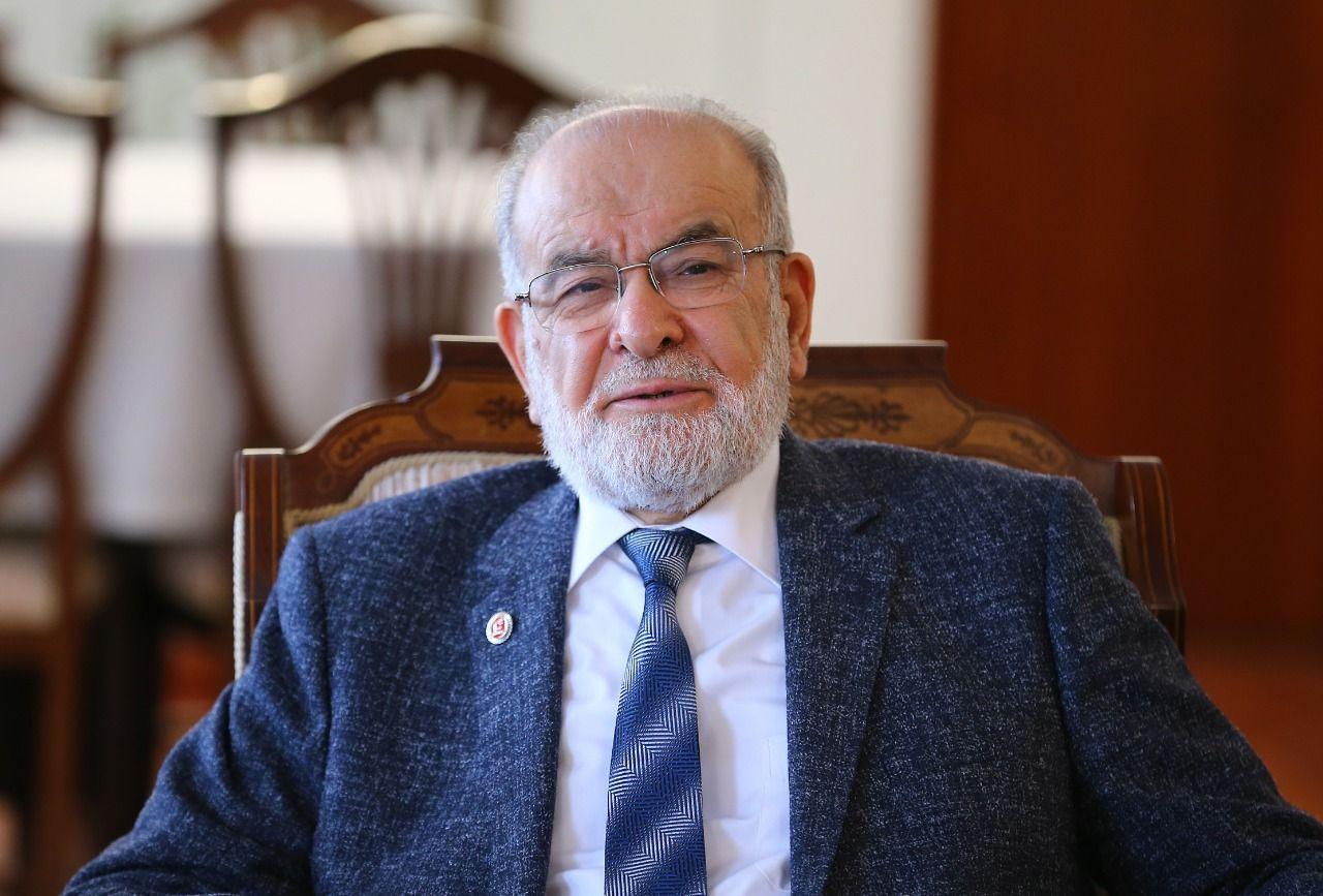 قال رئيس حزب السعادة التركي تَمَل قَره مُلا أوغل: إستلموا لأسوأ من الصندوق النقد الدولي