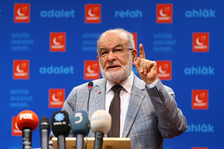 قال رئيس حزب السعادة: سجل أكبر زيادة في عهدكم