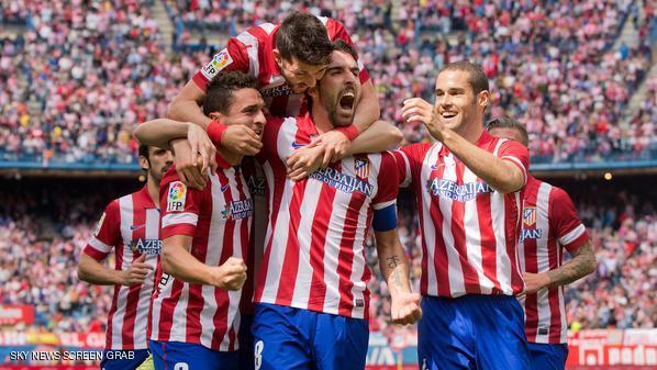 قدم: أتليتكو مدريد يقتنص فوزًا صعبًا من سيلتا فيغو في
