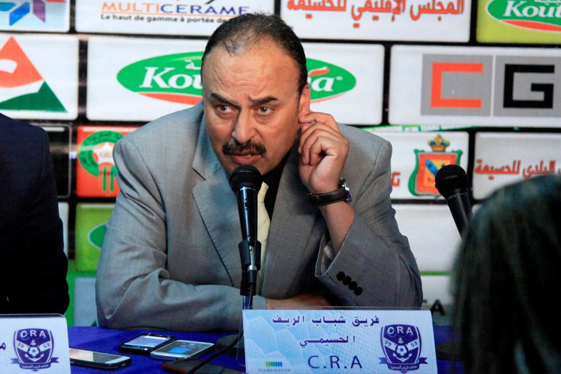 قدم: المغرب التطواني يفسخ عقد مدربه