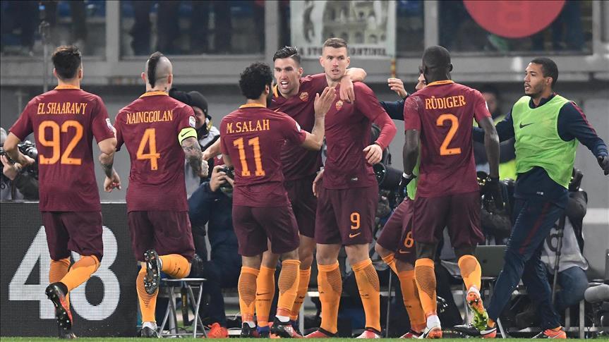 """قدم: روما يواصل تضييق الخناق على يوفينتوس في """"الكالتشيو"""""""