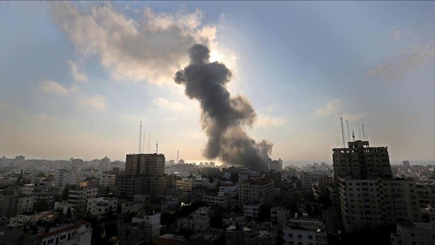 قصف إسرائيلي شمالي قطع غزة
