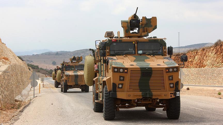 قوات خاصة تركية تتجه إلى الحدود مع سوريا