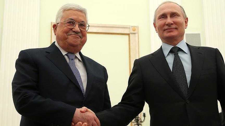 قيادي فلسطيني: نعول على لعب روسيا دورا هاما في عملية السلام
